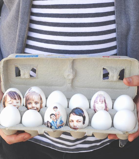 Πως θα φτιάξετε  Αυγά selfie-Τέλεια ιδέα για το Πάσχα