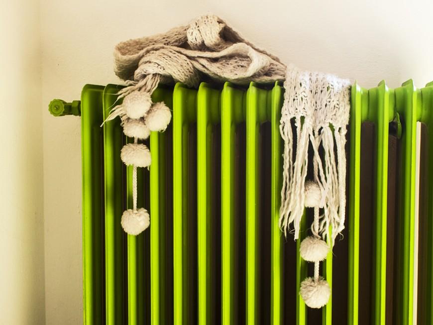 Πως θα καθαρίσετε τα καλοριφερ και το καλυτερο;Τον τοιχό πίσω απο αυτα