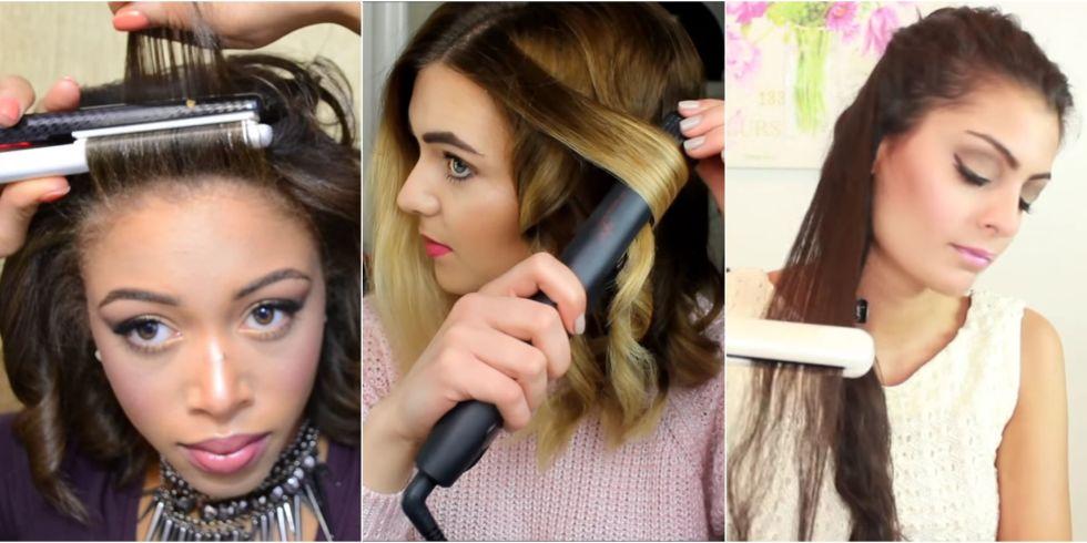 8 έξυπνοι τρόποι για να χρησιμοποιήσετε την πρέσα μαλλιών