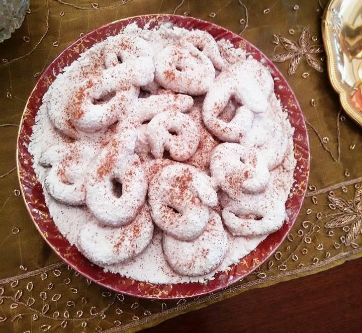Μικίκια.Παραδοσιακή συνταγή από την Νέα Αρτάκη