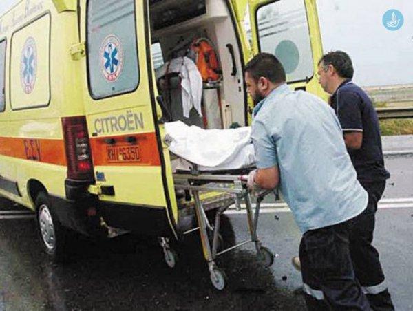 Θεσσαλονίκη: Παιδί έπεσε από την ταράτσα του σπιτιού του
