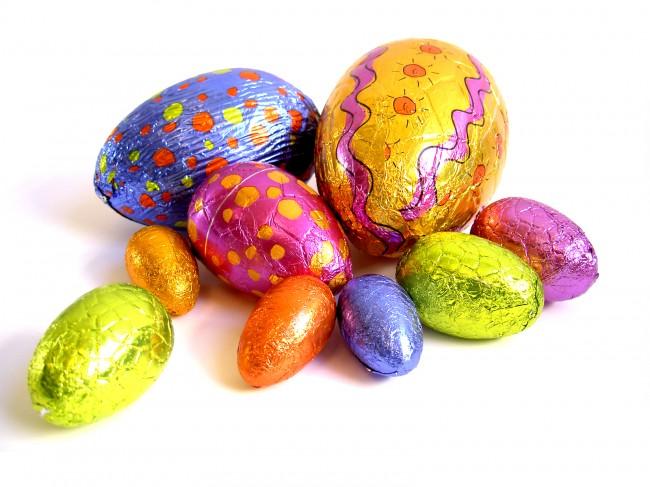 Tα παιδιά πρέπει να τρώνε σοκολατένια πασχαλινά αυγά;
