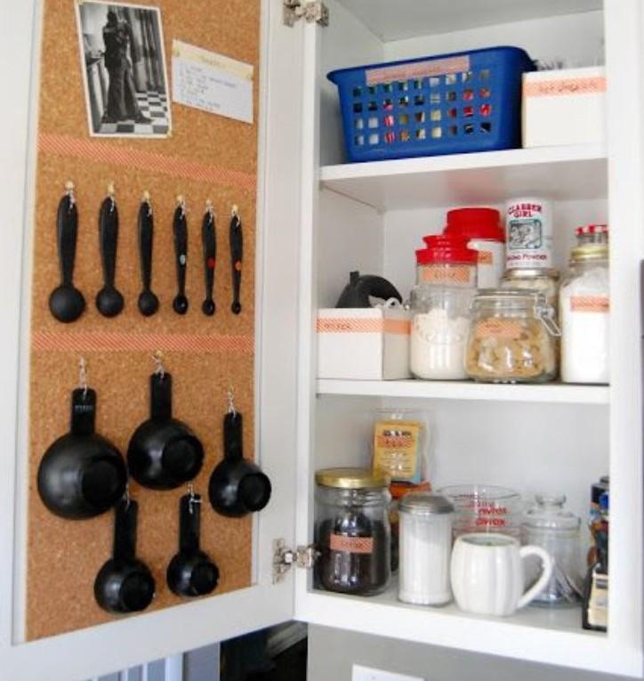 Οργανώσετε την κουζίνα σας, χωρίς πολλά χρήματα, χρόνο, ή  προσπάθεια!
