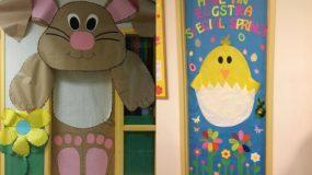 Ιδέες για Πασχαλιάτικες πόρτες