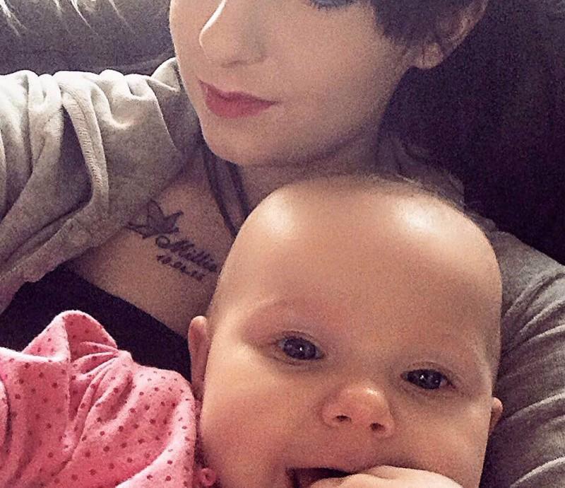 ΣΥΓΚΙΝΗΣΗ για την μητέρα που πέθανε για να ΣΩΣΕΙ το μωράκι της