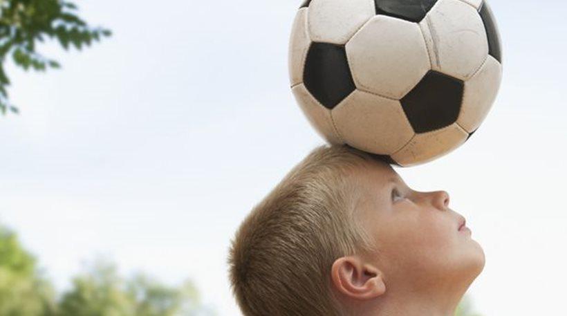 Κεφαλιές, ο άγνωστος κίνδυνος για τα μικρά παιδιά