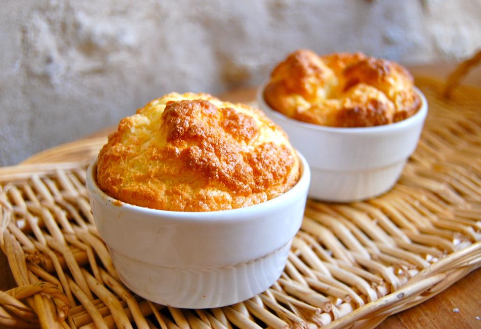 Συνταγή για σουφλέ πατάτας από τον Τάσο Αντωνίου