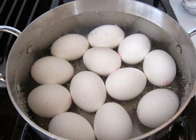 γεμιστα αυγα