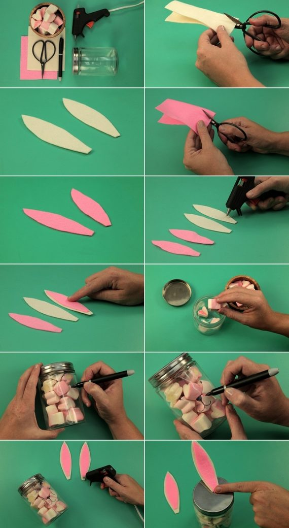 homemade-easter-gift-tutorial-felt-ears-easter-bunnies