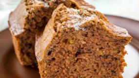 Νηστίσιμο κέικ με μέλι και αλεύρι ολικής