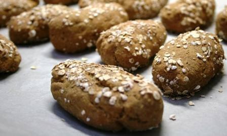 Φανταστικά ψωμάκια βρώμης
