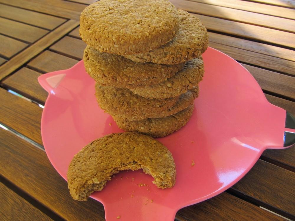 Μπισκότα τύπου digestive