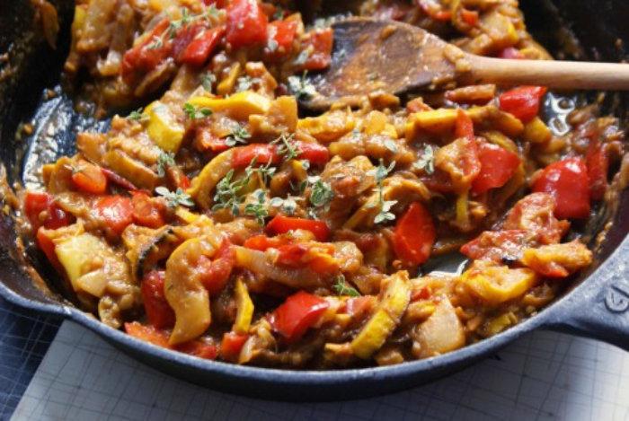 Συνταγές για τη ζέστη: Ratatouille