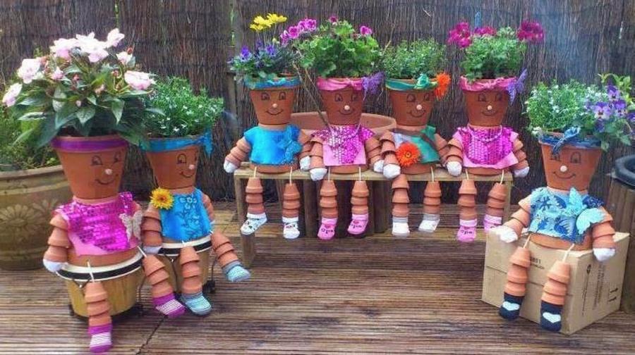 Flower-Pot-People