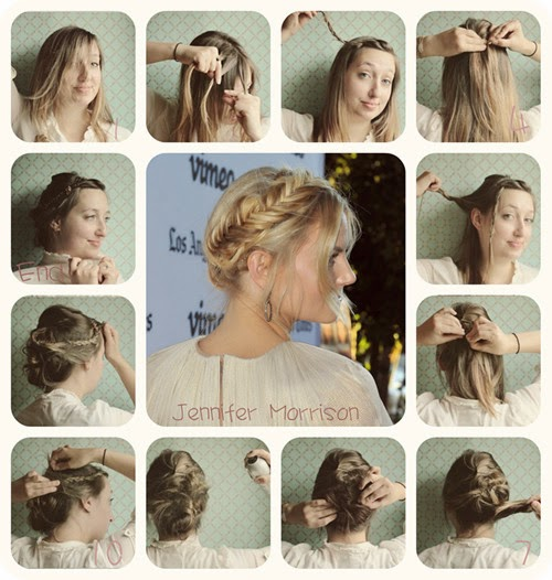 Jennifer-Morrison-messy-braided-up-do-hair-styles-with-extensions