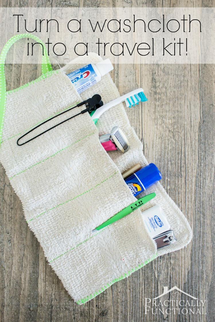 Washcloth-DIY-travel-kit