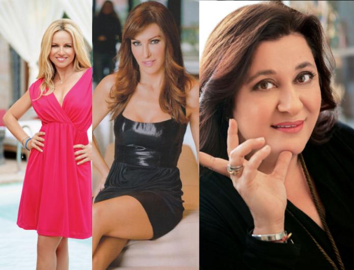 10+1 επώνυμες Ελληνίδες που είναι μεγαλύτερες από ότι δείχνουν! Δεν φαντάζεσαι την πραγματική τους ηλικία…!!