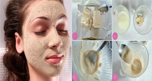 Δείτε πως θα φτιάξετε τη νούμερο ένα μάσκα προσώπου  με μαγιά!