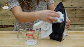 Ο νέος τρόπος για να καθαρίσετε το σίδερο!Απαιχτο κόλπο