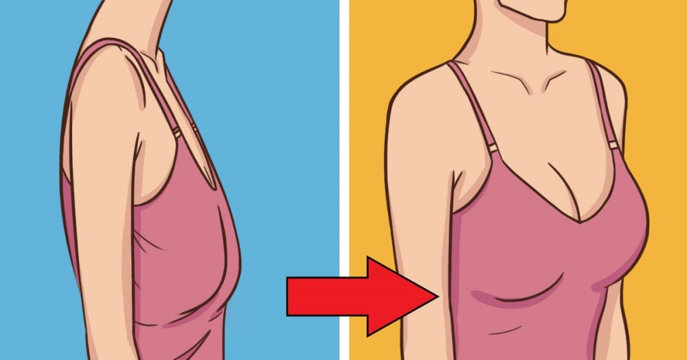 8 τρόποι για να καταπολέμησετε το πεσμένο στήθος