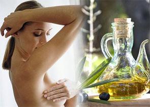 Breast-oil