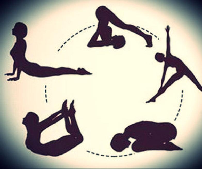 Aποκτήστε επίπεδο στομάχι με 4 απλές ασκήσεις yoga