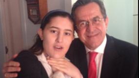 """""""Έσβησε"""" η Νίκη, κόρη του Νίκου Νικολόπουλου"""