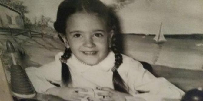 Ποια πασίγνωστη πρωταγωνίστρια είναι το κοριτσάκι της φωτογραφίας