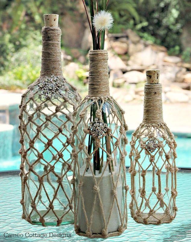 home-decor-wine-bottle-rope-beachy-ballard-designs-knockoff-crafts-repurposing-upcycling