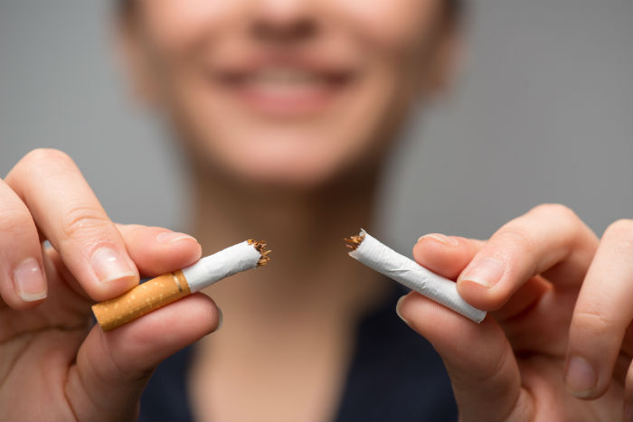 Κάπνισμα: Αυτός είναι ο καλύτερος τρόπος να το κόψετε!