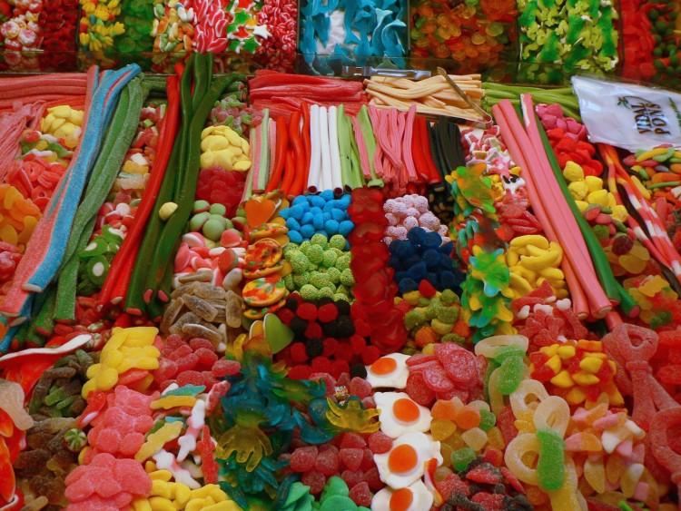 ζαχαρωτα