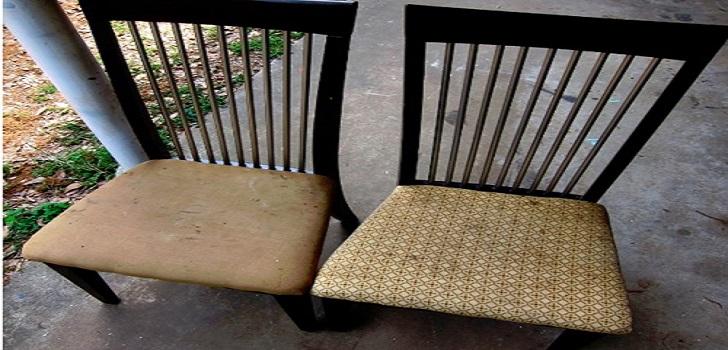 Ενώνει 3 καρέκλες και φτιάχνει κάτι απίστευτο