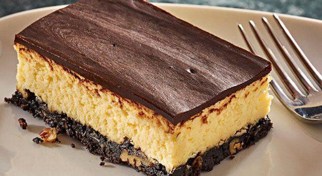 Γλυκό με κρέμα τυριού, ινδοκάρυδου και μπισκότα όρεο