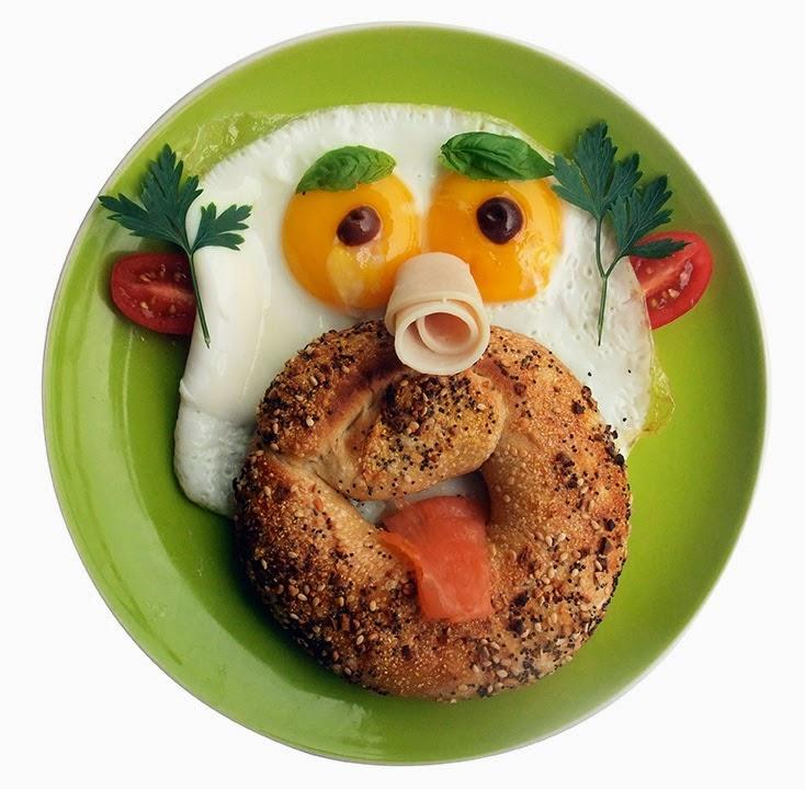 Φτιάξε το πιο παιχνιδιάρικο πρωινό για παιδια!Ιδέες και συνταγές