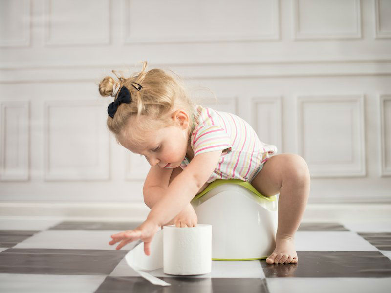 Δυσκοιλιότητα στη βρεφική και παιδική ηλικία