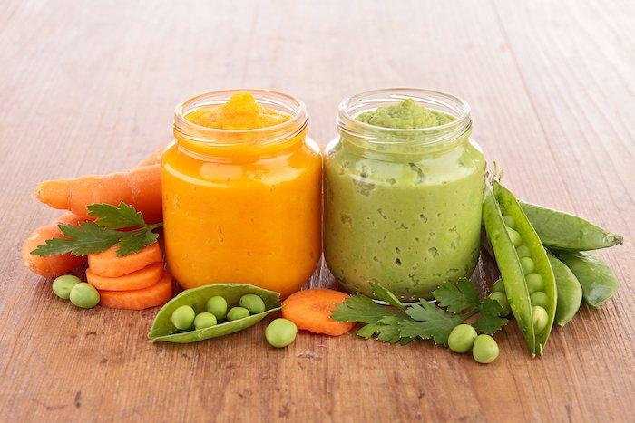 Συνταγή: Πουρές από καρότο και μπιζέλι(για μωράκια απο έξι μηνών)
