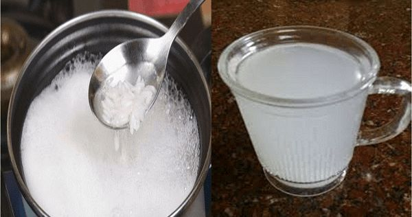 6 χρήσεις για το νερο απο το ρύζι που σίγουρα δε ξέρεις