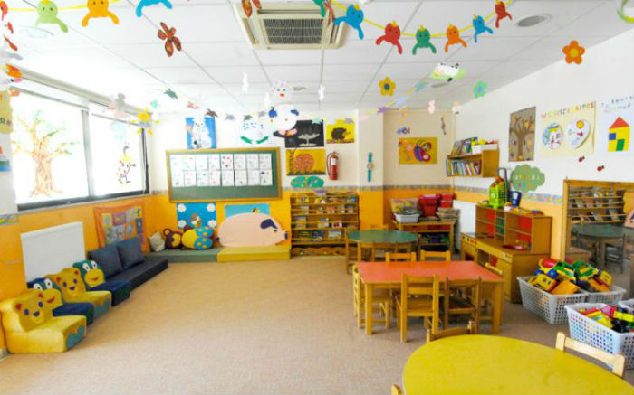 Δωρεάν φιλοξενία παιδιών σε βρεφονηπιακούς σταθμούς .