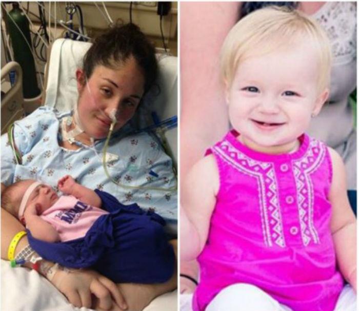Ξύπνησε από το κώμα όταν άκουσε το μωρό της να κλαίει!