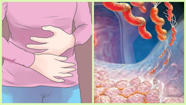 Καταπολεμήστε το ελικοβακτηρίδιο του στομάχου με φυσικό τρόπο