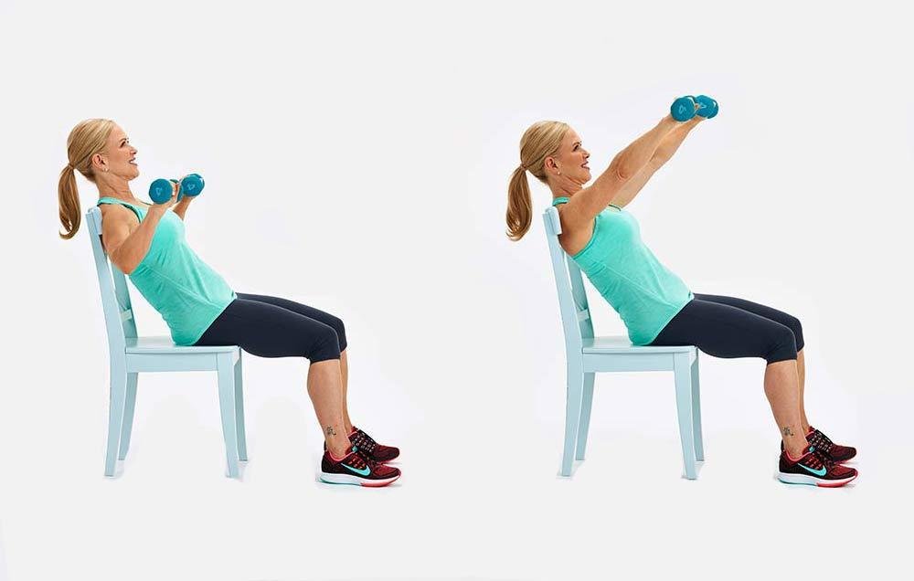 Aσκήσεις για να ξεκινήσετε γυμναστική αν έχετε να χάσετε πολλά κιλά