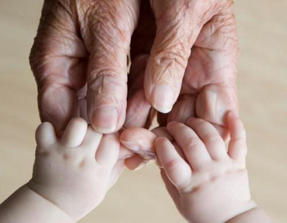 Διακοπές με τον παππού και τη γιαγιά
