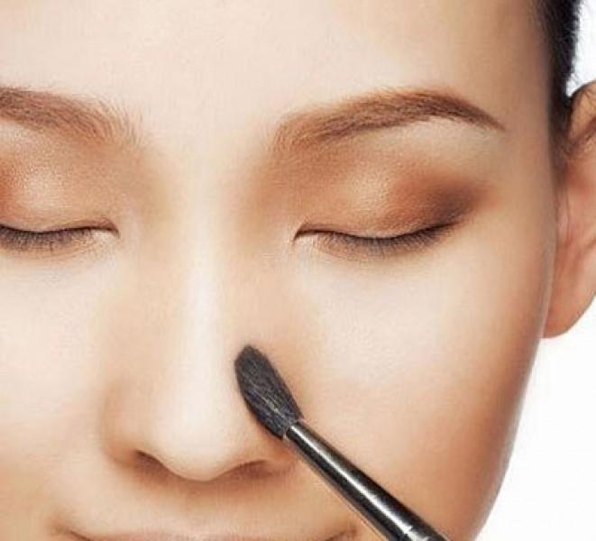 Τέλεια μύτη χωρίς πλαστική – μόνο με μυστικά μακιγιάζ!