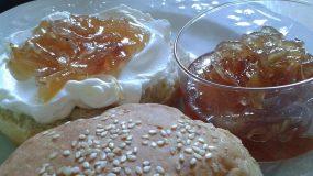 Μαρμελάδα κρεμμυδιού..., για λαχταριστά σαντουιτς.