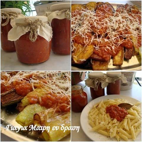 Φτιάξτε σάλτσα για πολλες πολλές χρήσεις by Γιαγιά Μαίρη
