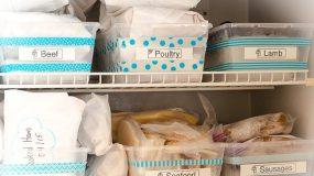 15 τρόποι για να οργανώσετε τον καταψύκτη και το ψυγείο