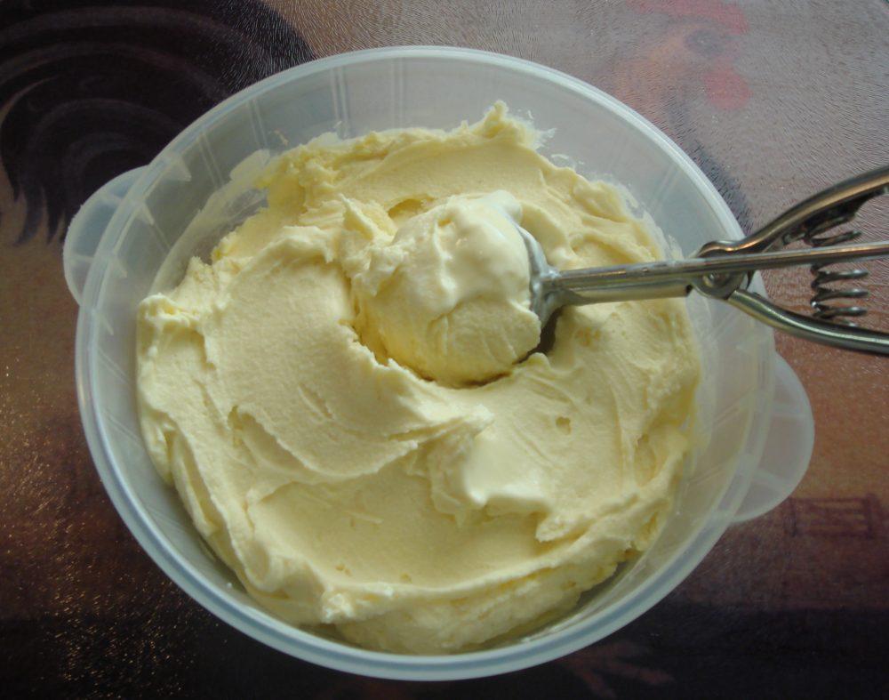 Σπιτικό Παγωτό με 0 μονάδες - 1 μονάδα - 2 μονάδες