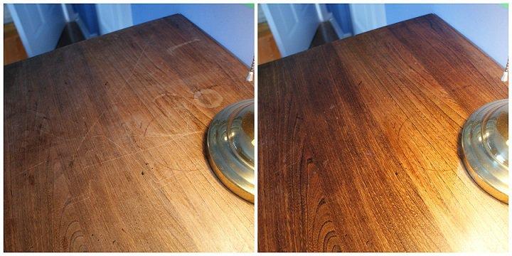 Πως να καθαρίσετε και να γυαλίσετε τα ξύλινα έπιπλα: