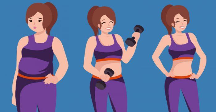 7 Βήματα για να χάσετε Βάρος, Ενεργοποιώντας τις Ορμόνες σας