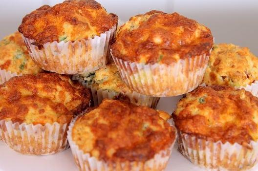 Πιτσάκια muffins